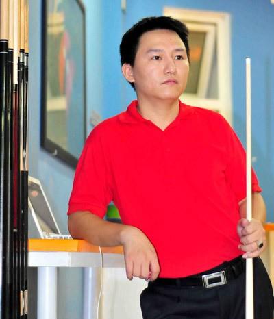 Nguyen Phuc Long y su sueño de fundar un centro de entrenamiento de billar  - ảnh 1