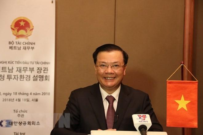 Vietnam aprecia potenciales de inversionistas surcoreanos - ảnh 1
