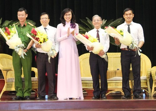 El empresario Bui Minh Thang, un ejemplo de tesón, superación y dedicación  - ảnh 1