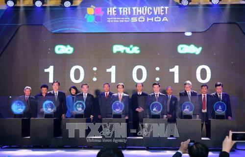 Vietnam establece Comité Directivo para construir el sistema de conocimiento nacional digitalizado - ảnh 1