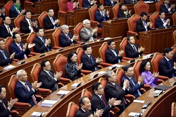 VII sesión plenaria del Partido Comunista de Vietnam: Nuevo impulso para el desarrollo nacional  - ảnh 1
