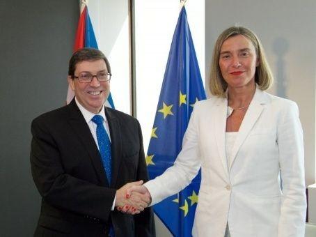 Cuba y UE firman acuerdo de cooperación en energías renovables - ảnh 1