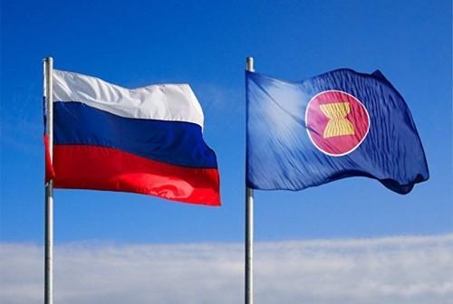Vietnam comprometido a reforzar la cooperación entre la Asean-Rusia - ảnh 1