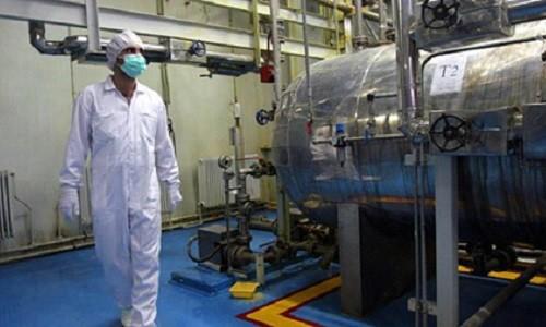 Irán advierte que podría reanudar las actividades nucleares - ảnh 1