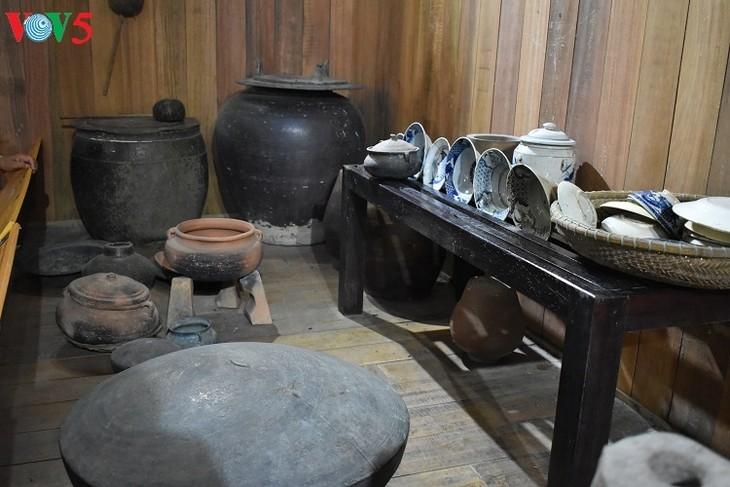 Museo de herramientas agrícolas reproduce la belleza rural de Hue  - ảnh 1