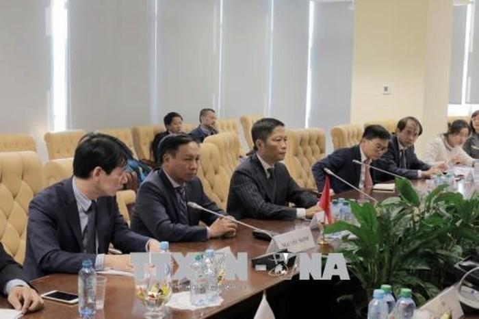Vietnam y la Unión Económica Euroasiática promueven el comercio bilateral - ảnh 1