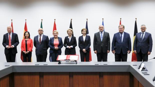 Unión Europea aprueba el establecimiento de una fuerza de intervención militar  - ảnh 1