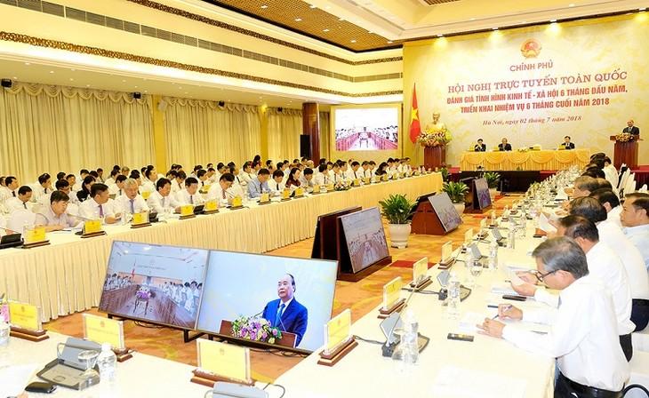 Vietnam continúa enfocándose en alcanzar los objetivos de crecimiento - ảnh 1