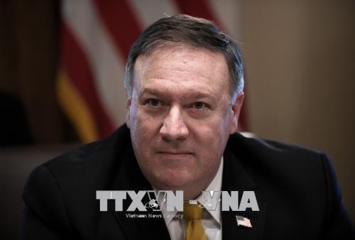 """El diálogo con Corea del Norte """"progresa y es muy efectivo"""", anuncia Mike Pompeo - ảnh 1"""