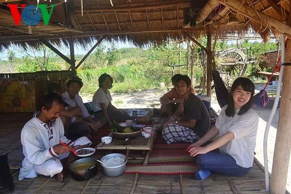 "Viajes de ""experiencias rurales"" en Ninh Thuan - ảnh 2"