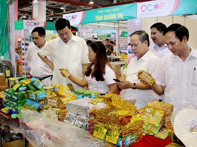 Vietnam prevé estandarizar 2 mil 400 productos hasta 2020 - ảnh 1