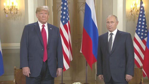 Cumbre Rusia-Estados Unidos: Ambos líderes comienzan a encontrarse - ảnh 1