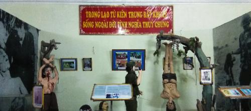 Lam Van Bang actúa para sus antiguos compañeros de combate  - ảnh 1