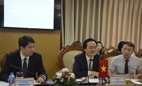 Vietnam aumenta la cooperación con la Organización Educativa del Sudeste Asiático - ảnh 1