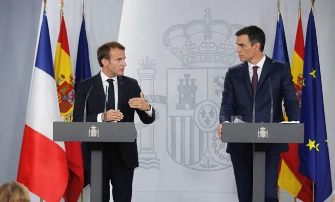 Francia y España dudan del alcance de un acuerdo comercial Unión Europea-Estados Unidos - ảnh 1