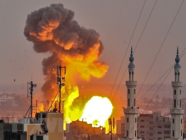Estados árabes reafirman su postura sobre el plan de paz de Medio Oriente - ảnh 1