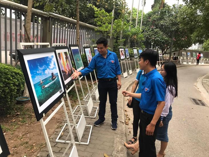 Vietnam acelera campañas propagandísticas sobre protección de soberanía marítima e insular - ảnh 1