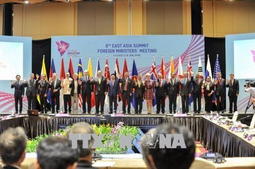 Destacada participación de Vietnam en reuniones de la Asean  - ảnh 1