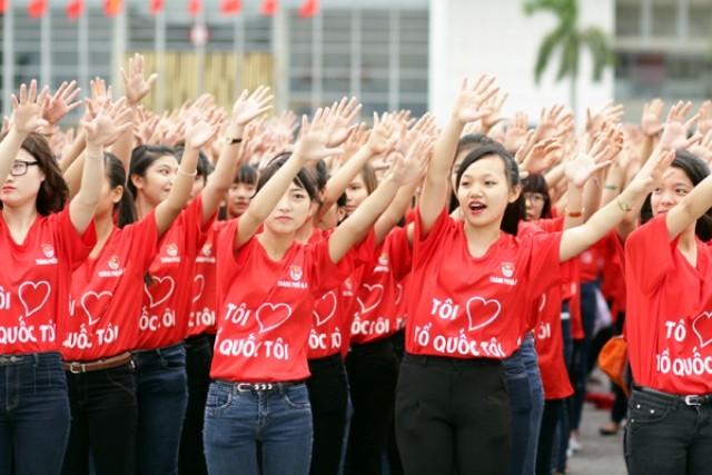 Celebran en Vietnam el Día Internacional de la Juventud 2018 - ảnh 1