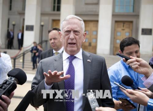 Secretario de Defensa estadounidense realiza visita a América del Sur - ảnh 1