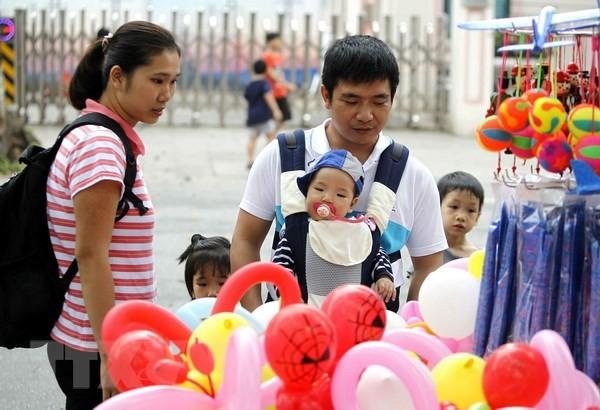 Mejoras en la calidad de vida en las principales ciudades de Vietnam  - ảnh 1