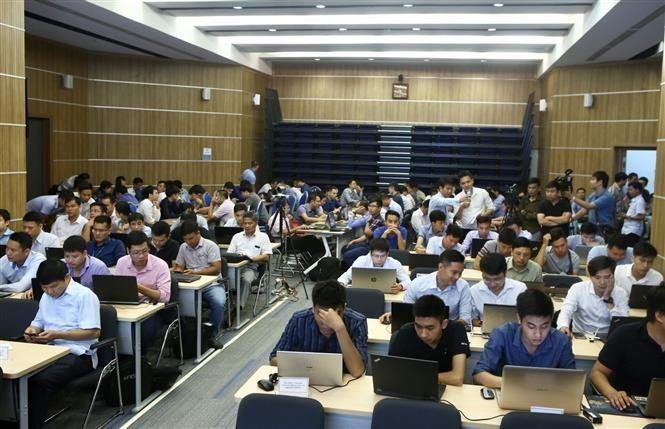 Ejercicios para solucionar problemas de ciberseguridad de países del Sudeste Asiático  - ảnh 1