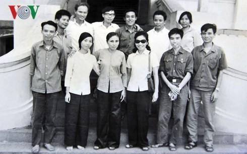 Radio la Voz de Vietnam, 73 años de innovación y desarrollo - ảnh 1