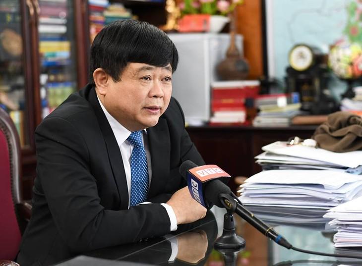 Radio la Voz de Vietnam, 73 años de innovación y desarrollo - ảnh 2