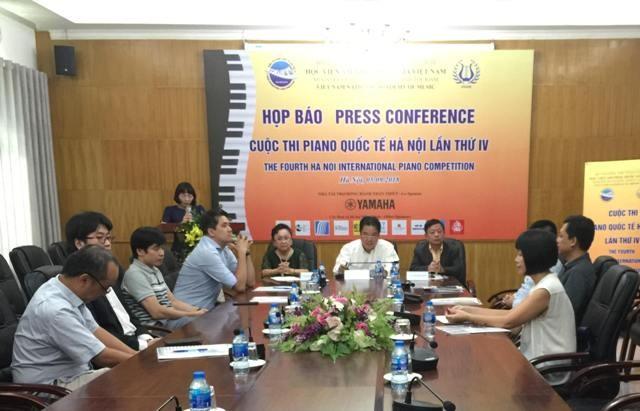 Celebran la IV edición del Concurso Internacional de Piano de Hanói - ảnh 1