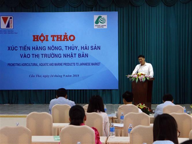 Vietnam busca soluciones para exportar productos agrícolas y acuícolas al mercado de Japón - ảnh 1
