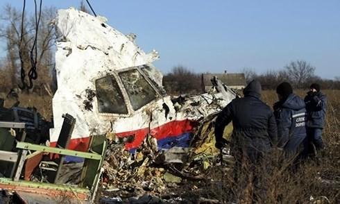 Rusia revela contenido de grabación sobre vuelo desparecido MH17 - ảnh 1