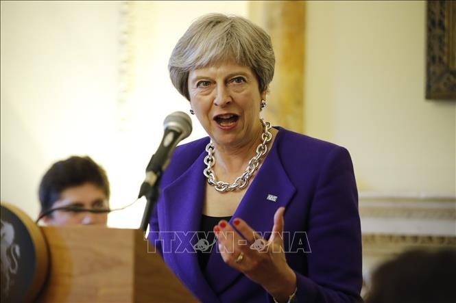 Theresa May confía en llegar a un acuerdo con la Unión Europea sobre Brexit - ảnh 1