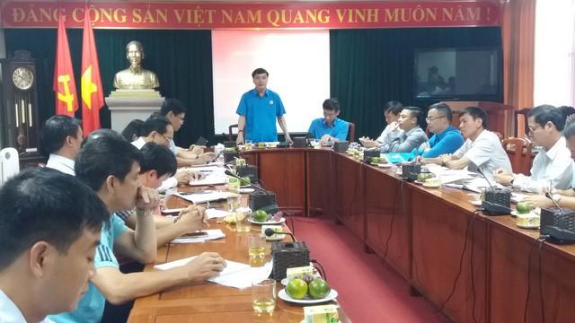 Cientos de delegados participarán en el duodécimo Congreso Sindical de Vietnam  - ảnh 1