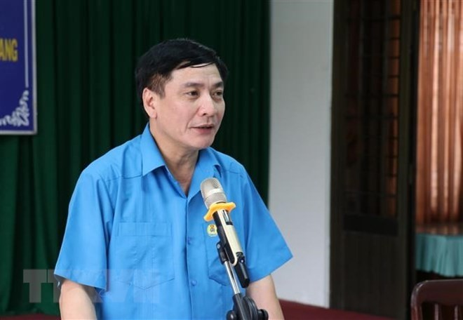 Organizaciones sindicales de Vietnam por renovar método de operación y poner a los trabajadores en el centro - ảnh 1