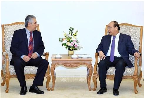 Federación Sindical Mundial comprometida con apoyar a Vietnam  - ảnh 1