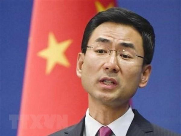 China apoya conversaciones entre las dos Coreas sobre el fin de la guerra - ảnh 1