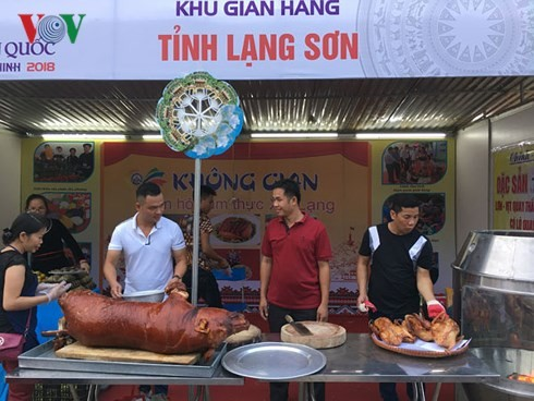 Inauguran el Festival Nacional de Gastronomía 2018 en Quang Ninh  - ảnh 1