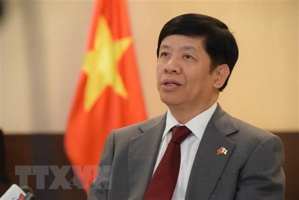 Aprecian el papel de Vietnam en la cooperación Mekong-Japón - ảnh 1