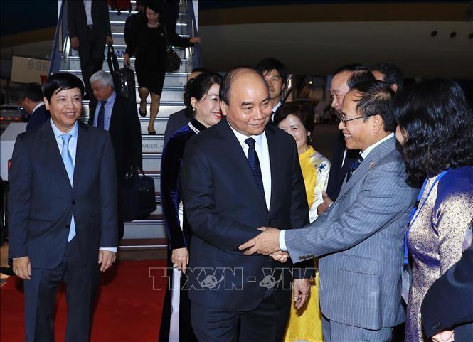 Medios japoneses aprecian visita del premier vietnamita al país  - ảnh 1