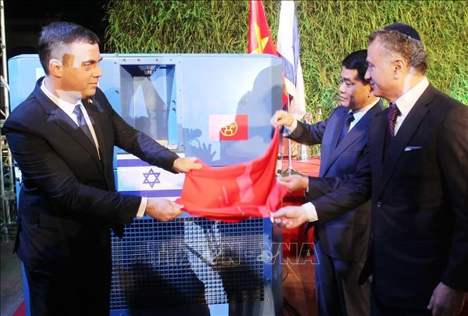 """Celebran exposición """"Israel en el corazón de Hanói"""" - ảnh 1"""
