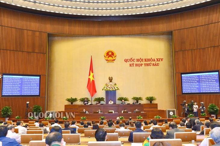 Atiende Asamblea Nacional de Vietnam opiniones del electorado  - ảnh 1