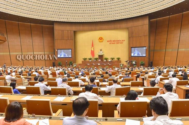 Parlamento vietnamita considera prórroga del otorgamiento de visado electrónico a extranjeros  - ảnh 1