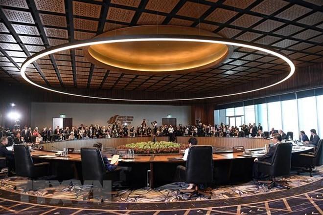 Papúa Nueva Guinea emite Declaración del Presidente de APEC - ảnh 1