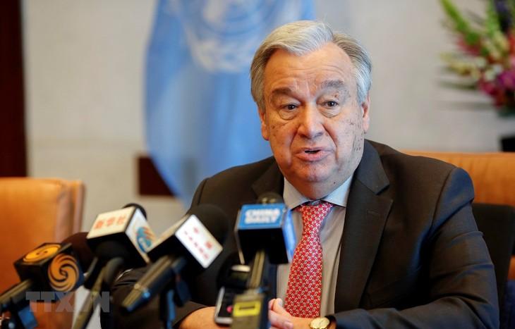 ONU expresa preocupación por el golpe de estado fallido en Etiopía - ảnh 1