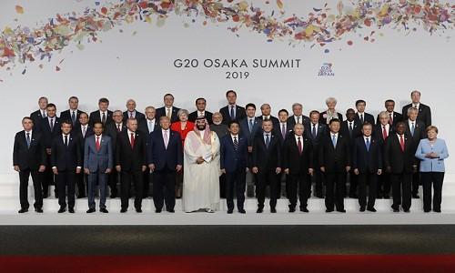 Cumbre del G20 emite declaración conjunta para promover el comercio libre, justo y no discriminatorio - ảnh 1