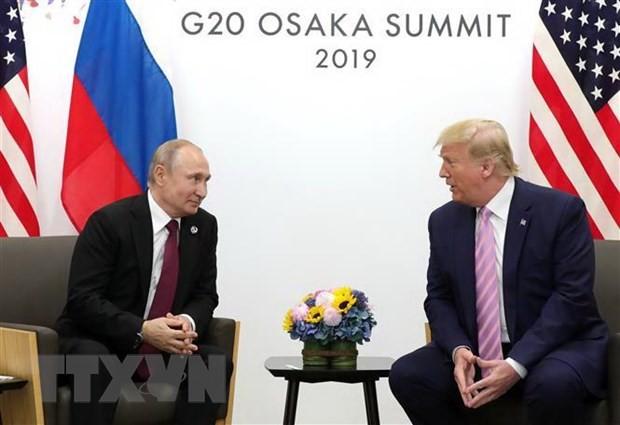 Estados Unidos dispuesto al diálogo con Rusia - ảnh 1