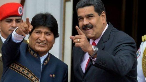 Presidente de Bolivia afirma que problemas de Venezuela no se resolverán con intervención militar - ảnh 1