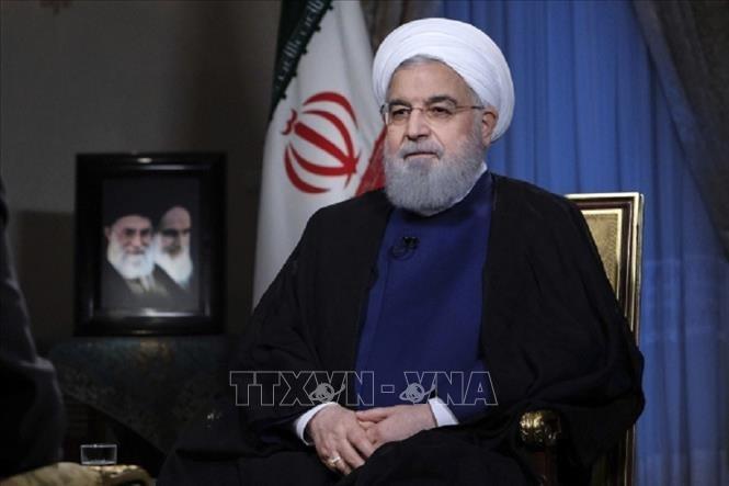 Irán listo para conversar con Estados Unidos si levanta sanciones, dice Rouhani - ảnh 1