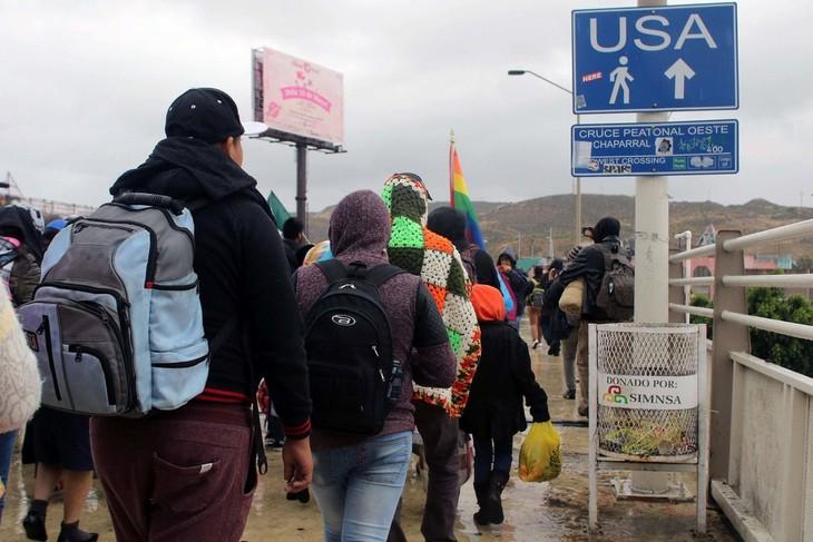 ONU preocupada por nuevas restricciones estadounidenses a refugiados - ảnh 1