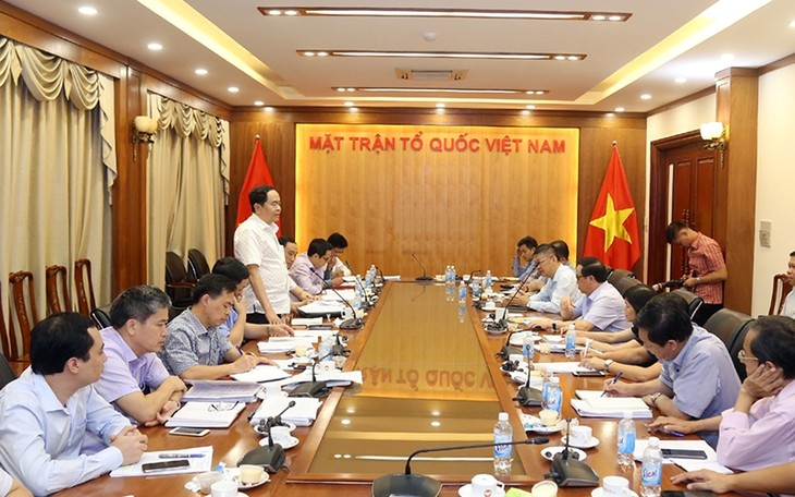 Vietnam por intensificar cooperación intersectorial en materia de diplomacia popular - ảnh 1